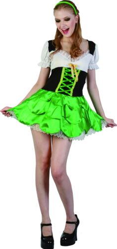 Mens Womens Ladies Fancy Dress Costume St Patrick Party Irish Style Deluxe Theme