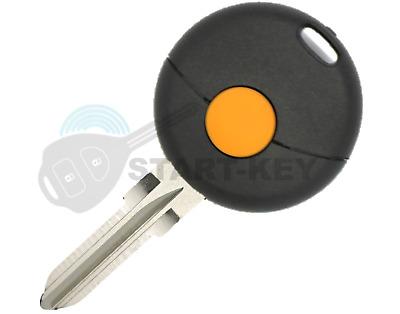 Smart pulsador clave control remoto por radio botón de reemplazo tecla mc01 450 Fortwo