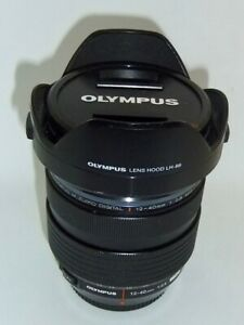 Olympus-42191-M-Zuiko-Digital-12-40mm-F-2-8-Lente-Con-Capucha-ED-y-el-filtro-UV