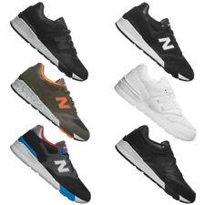 New Balance 597 Leder Sneaker Freizeit Schuhe Trend Sneakers Unisex NB neu