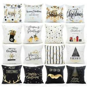 Navidad-Brillo-Funda-de-Almohada-Algodon-Lino-Cubierta-Cojin-Sofa-Cobertor-De-Decoracion-del-Hogar-1