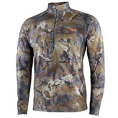 Sitka Merino  Heavy Weight Half-Zip Timber Size 3XL - U.S. Free Shipping  the best online store offer