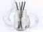 4-Straight-Reusable-Drinking-Straws-Metal-Stainless-Steel-Eco-Friendly-10-5in thumbnail 11