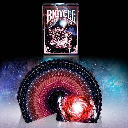 Mazzo di Carte Bicycle - Mars Playing Cards - Mazzi di Carte da Gioco