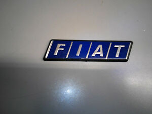 Emblem Logo-emblem Emablema Fiat Hintere Für Fiat Panda Von 1986 />