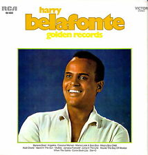 "HARRY BELAFONTE - Golden Records 1967 (Vinile=M / Cover=NM) LP 12"" RARO Import"