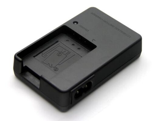 Cargador de Batería para Casio Exilim EX-S600SR EX-S770 EX-S770BE EX-S770BU EX-S770D