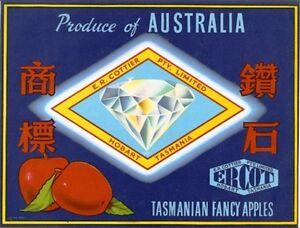Tasmanian-Apple-Labels-Vintage-Art-Australian-Fruit-Case-Wall-Poster-set-12-E