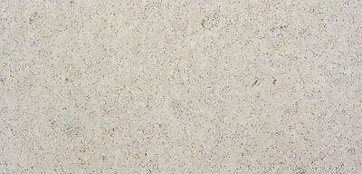 weiß Korkplatte Pinnwand 0,9 m² Dekorativer Wandkork fein 600x300x3mm pastell