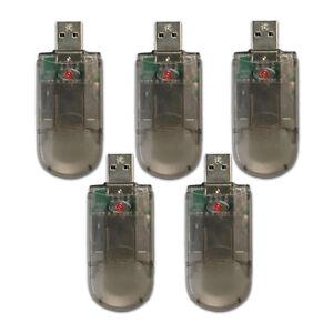 lot-of-5-NEW-256mb-USB-2-0-Flash-Drive-SDHC-READER