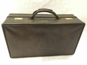 Hartmann-Brown-Leather-Luggage-Vintage-Travel-Suitcase