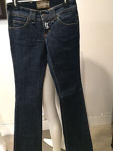 Aderenti Jeans 41 Italia Galliano Misura Mh 27 Donna CtfxEFq