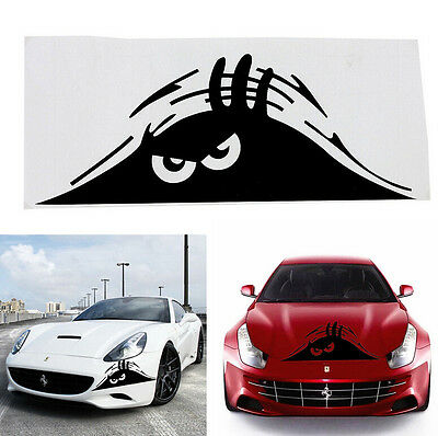 New Funny Peeking Monster Auto Car Walls Windows Sticker Graphic Vinyl Car Decal