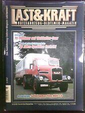 LAST & Kraft    Nutzfahrzeuge-Oldtimer   Nr: 6 aus 2006   in Schutzhülle