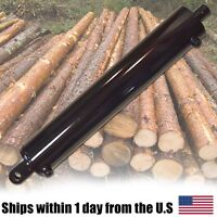 "5"" Bore X 24"" Stroke Hydraulic Wood Log Splitter Cylinder 3500 Psi 5 Inch Bore"