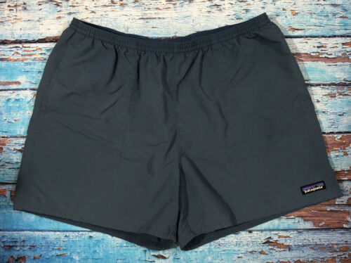 Mens VINTAGE PATAGONIA Baggies Shorts XL Blue