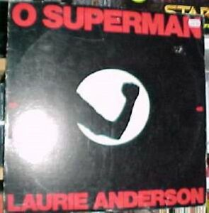 Details about Laurie Anderson O Superman, Walk The Dog 12