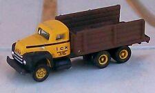 N Scale Classic Metal Works Custom I~C~X  10 Wheel Stakebody Truck~VERY C@@L!