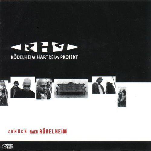 Rödelheim Hartreim Projekt Zurück nach Rödelheim (1996) [CD]