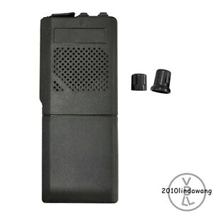 5x Black Replacement Repair Case Housing Cover for Motorola CP200 Portable Radio