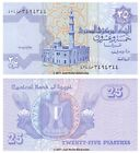 Egypt 25 Piastres 2008 P-57i Banknotes UNC