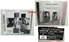 TOHOSHINKI Catch Me If you wanna Taiwan Ltd CD only+Card [CD-EXTRA] (DBSK TVXQ)