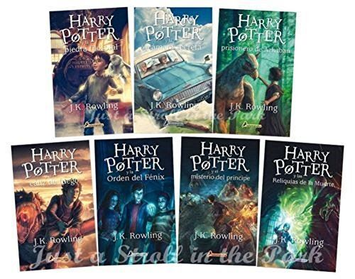 Harry Potter Book Series Online