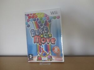 BUST-A-MOVE-NEW-amp-SEALED-Nintendo-Wii-pal-version