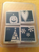 Stampin' Up Say It Simply Hostess Stamp Set