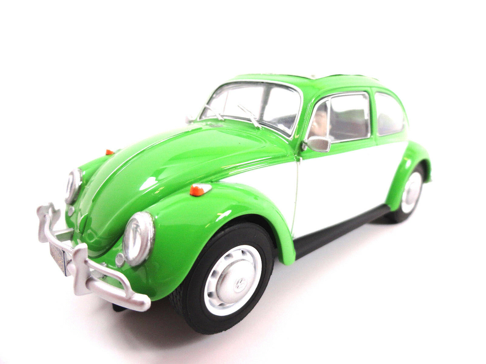 Scalextric VW Volkswagen Green Beetle Limited 1 32 Scale Slot Car C3371A-Beetle