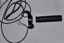 acceleratore a braccetto o leva per monopattini scooter bici elettriche 3 fili