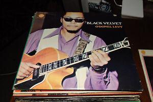 O-039-DONEL-LEVY-LP-GROOVE-MERCHANT-BLACK-VELVET-VG-LP-SOUL-JAZZ-FUNK-CLEAN-PROMO