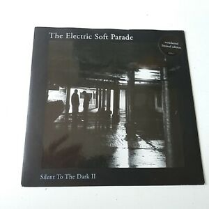 The-Electric-Soft-Parade-Silent-To-The-Dark-Blue-Vinyl-7-034-Single-1st-NM