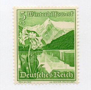 Deutschland Allemagne 1938 Winter Relief Question Fine Comme Neuf Charnière 5pf. 290146-afficher Le Titre D'origine Vif Et Grand Dans Le Style