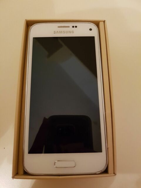 Samsung Galaxy S5 MINI G800F (Bianco) 16GB 4,5 Pollici HD