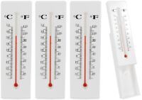 3 PACK WALL THERMOMETER DIVERSION SAFE w/ Secret Hidden Real Compartment NEW