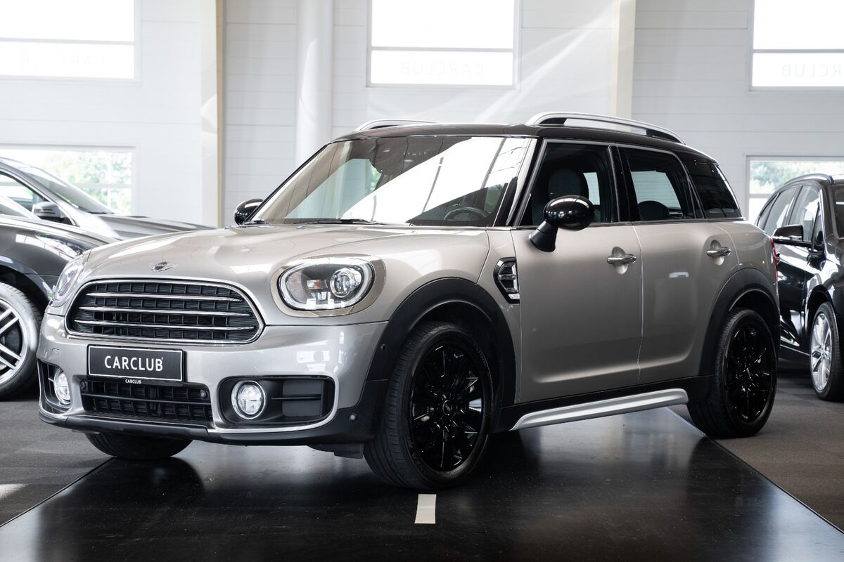 Mini Countryman Cooper D 150 aut.