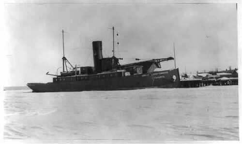 Ignace,Michigan,MI,Mackinac County,Saint Ignace Wrecking tug,FAVORITE,St