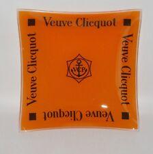 VEUVE CLICQUOT CHAMPAGNE Assiette plat vide-poche cendrier NEUF