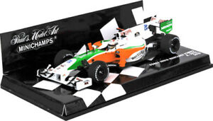 Minichamps 1/43 2010 Force India Vjm03 A Sutil 4012138103788