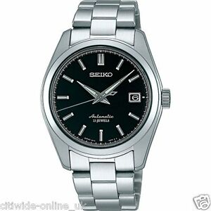 SEIKO-SARB033-MECHANICAL-Stainless-steel-Automatic-Men-039-s-Watch-UK-TAX-FREE-FBA