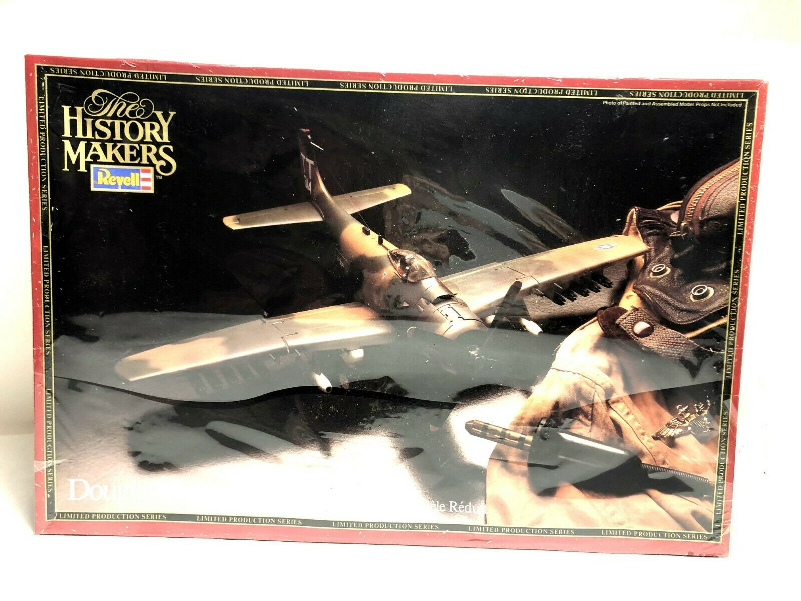 Revell Douglas A-1H Skyraiderplan 1 40 Scale Plastic modell Kit 8615 SEALD