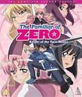 Familiar of Zero Season 2 Collection BLURAY 2015 DVD