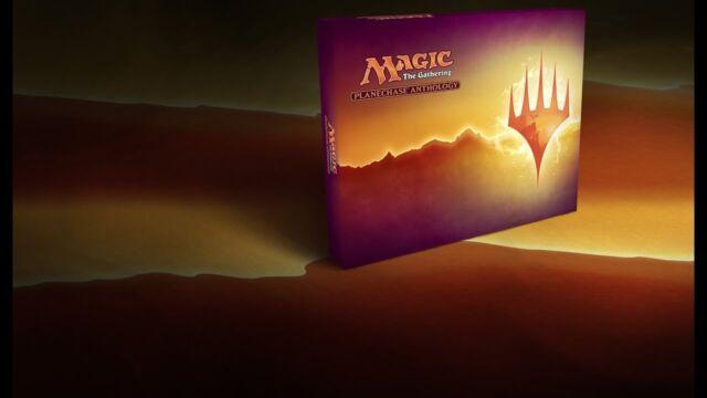 NEW SEALED MAGIC THE GATHERING MTG PLANECHASE ANTHOLOGY