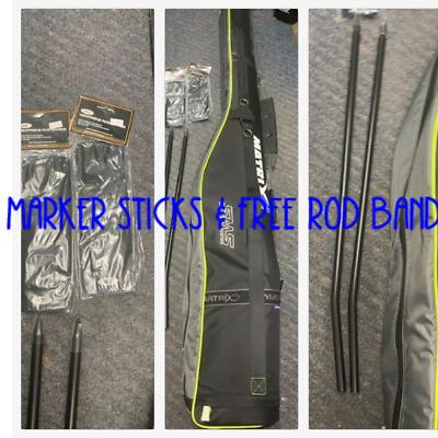 Fox Matrix NEW Match Fishing Ethos Pro 2 Rod Stiff Holdall 1.75m   GLU087