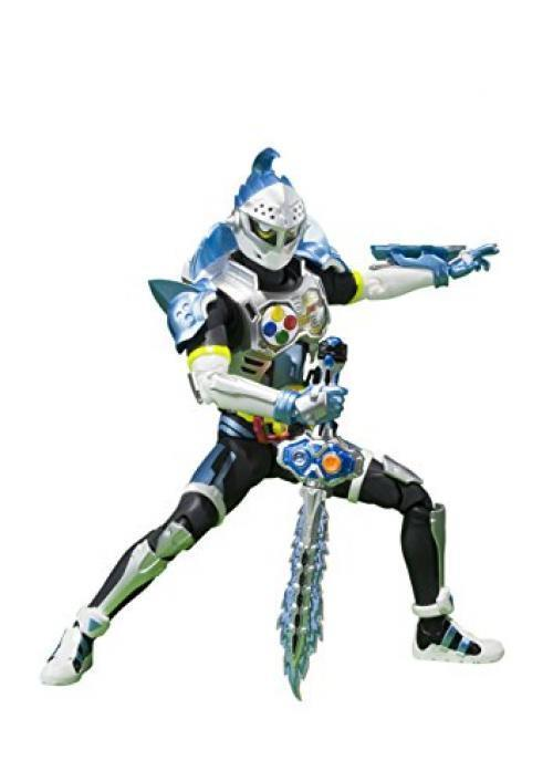 NEW S.H. Figuarts Masked Rider Eguzeido Brave Quest Gamer Level 2 About 145Mm