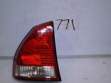 New Oem Mitsubishi Diamante Taillight Tail Light Lamp 2002 2003 Black Trim Lh Fits Mitsubishi Diamante