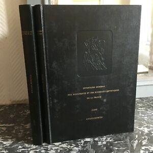 Inventaire-General-des-Monuments-et-richesses-artistiques-de-la-France-GARD-1973