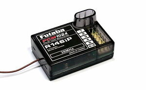 Futaba-RC-Model-R146iP-PCM1024-36MHz-6ch-R-C-Hobby-Micro-Receiver-RE506