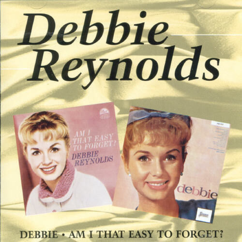 Debbie Reynolds - Debbie / Am I That Easy to Forget [New CD]